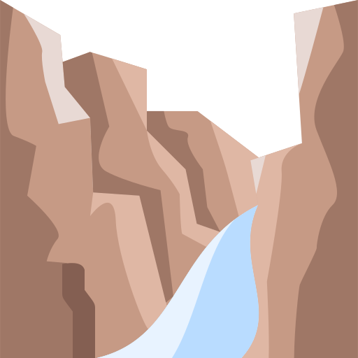icone activite canyoning