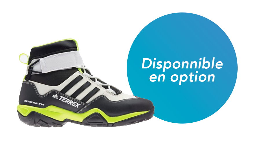 chaussures canyoning