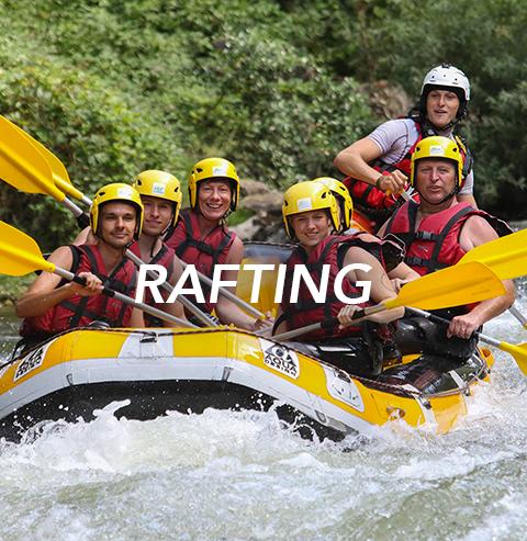 buton rafting aude pyrenees