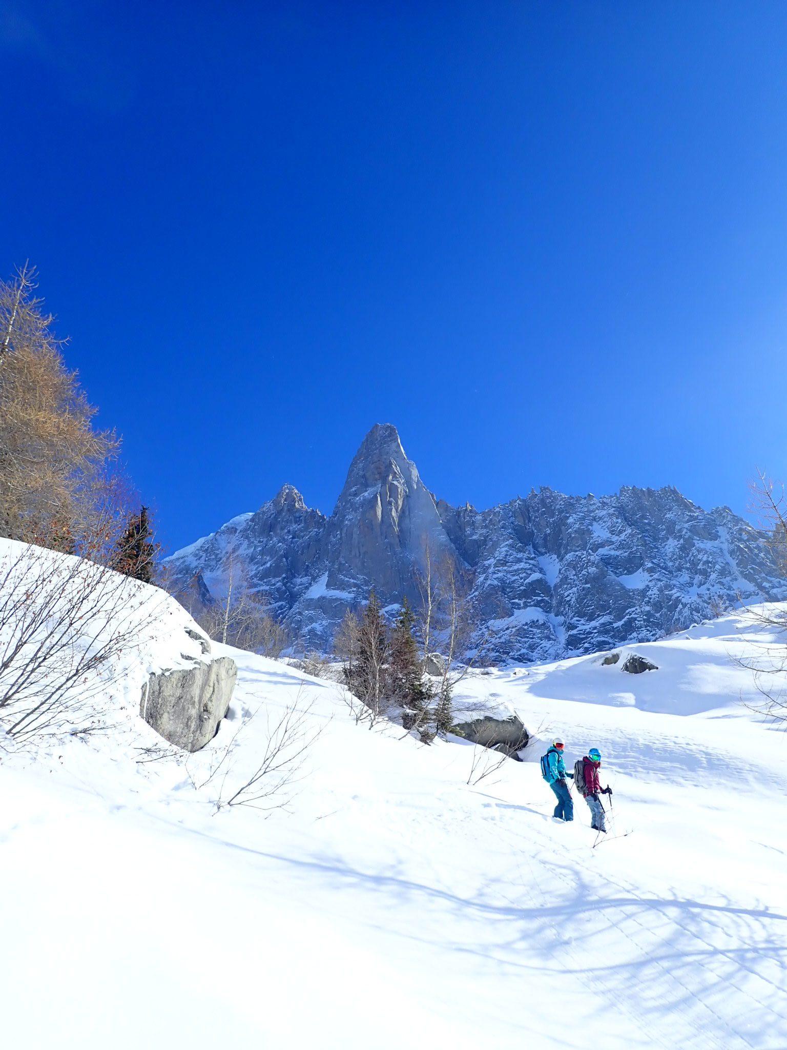 hiver pyrenees canyoning